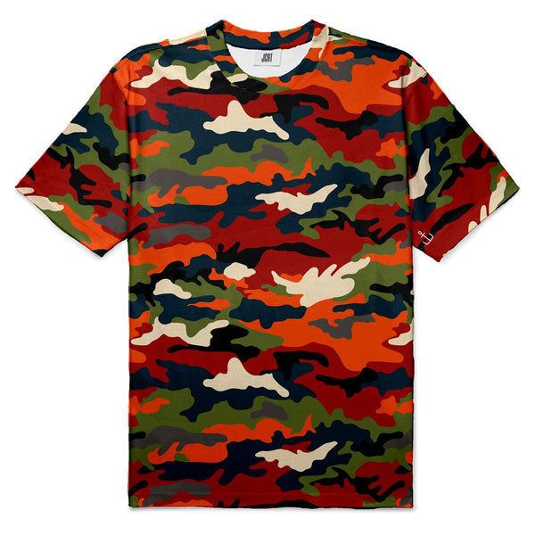 The Modern Nature Camouflage T-Shirt