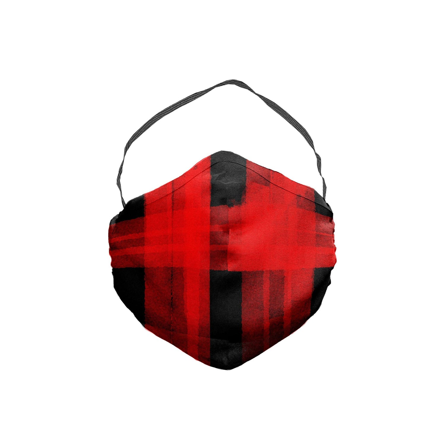 The Buffalo Marker Plaid Face Mask 5 Pack