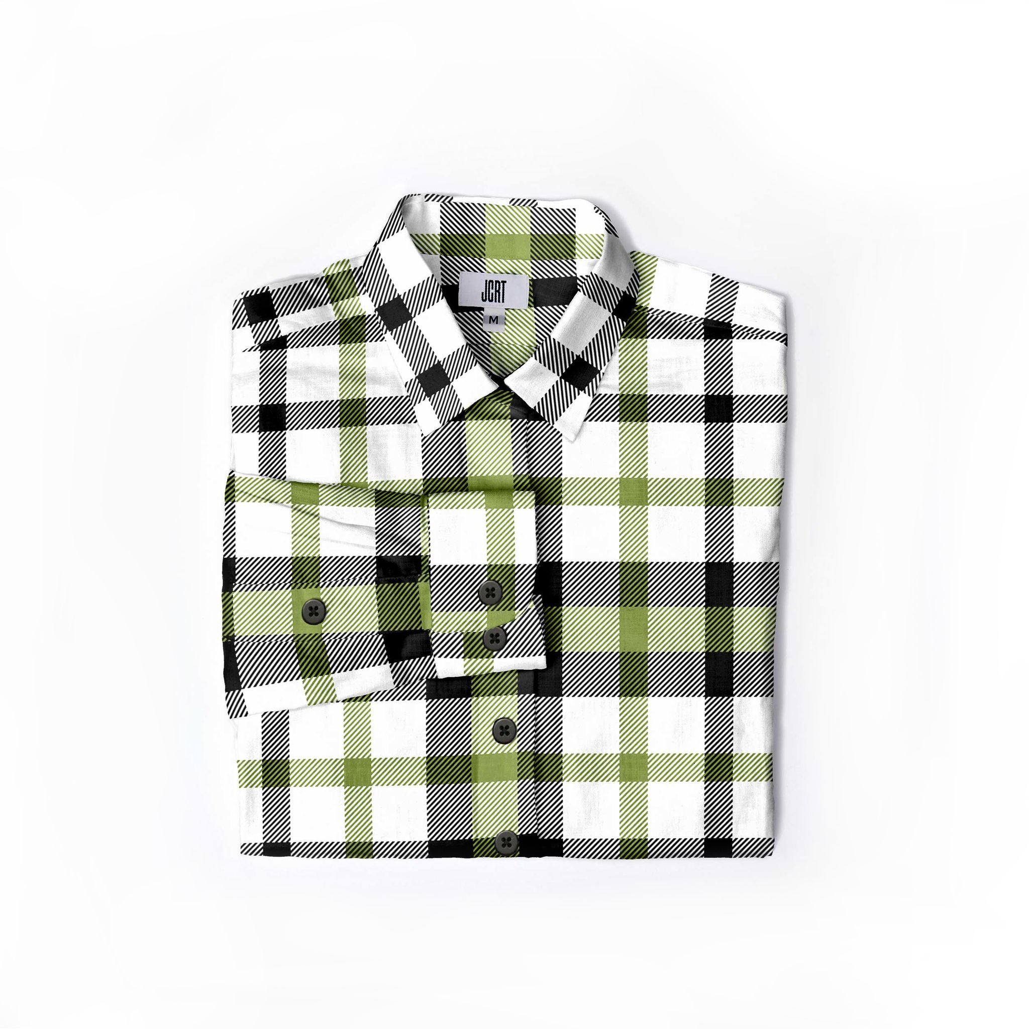 The Bell Jar Plaid Women's Long Sleeve Shirt