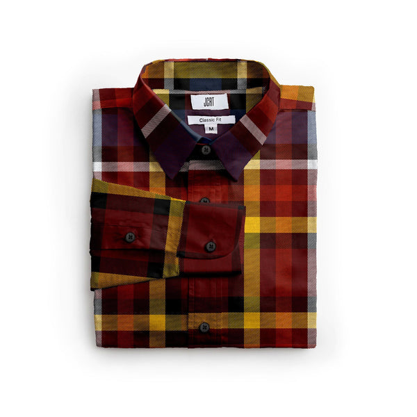 The Blood Meridian Flannel