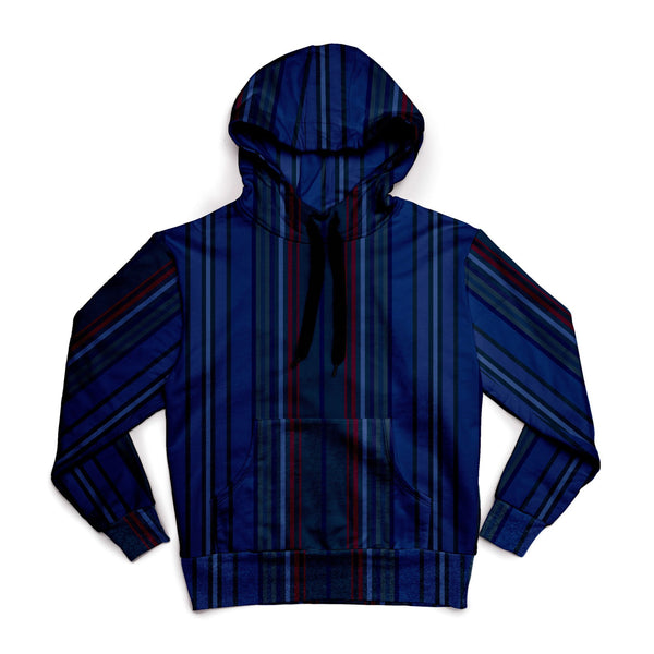 The JCRT + Stubbs & Wootton Velvet Stripe Sweatshirt