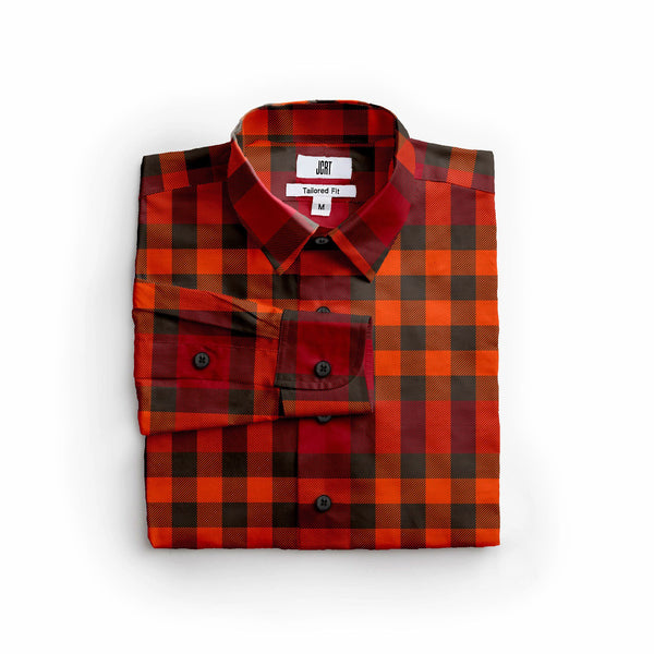 The Overlook Plaid Flannel