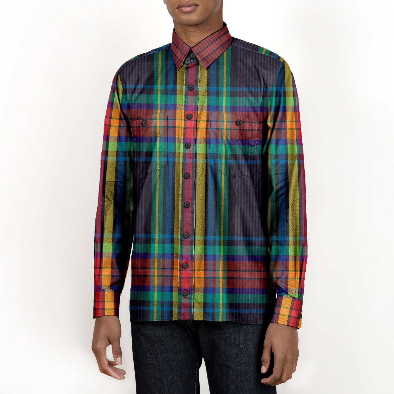 The Gala Plaid Shirt