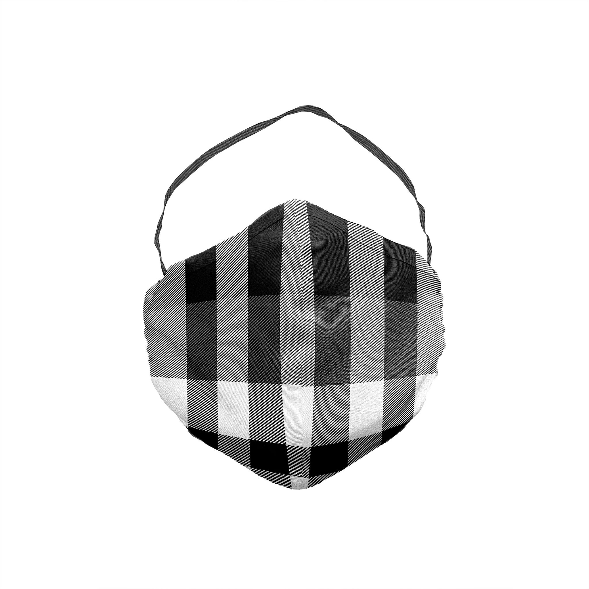 The Specials Plaid Face Mask 5 Pack