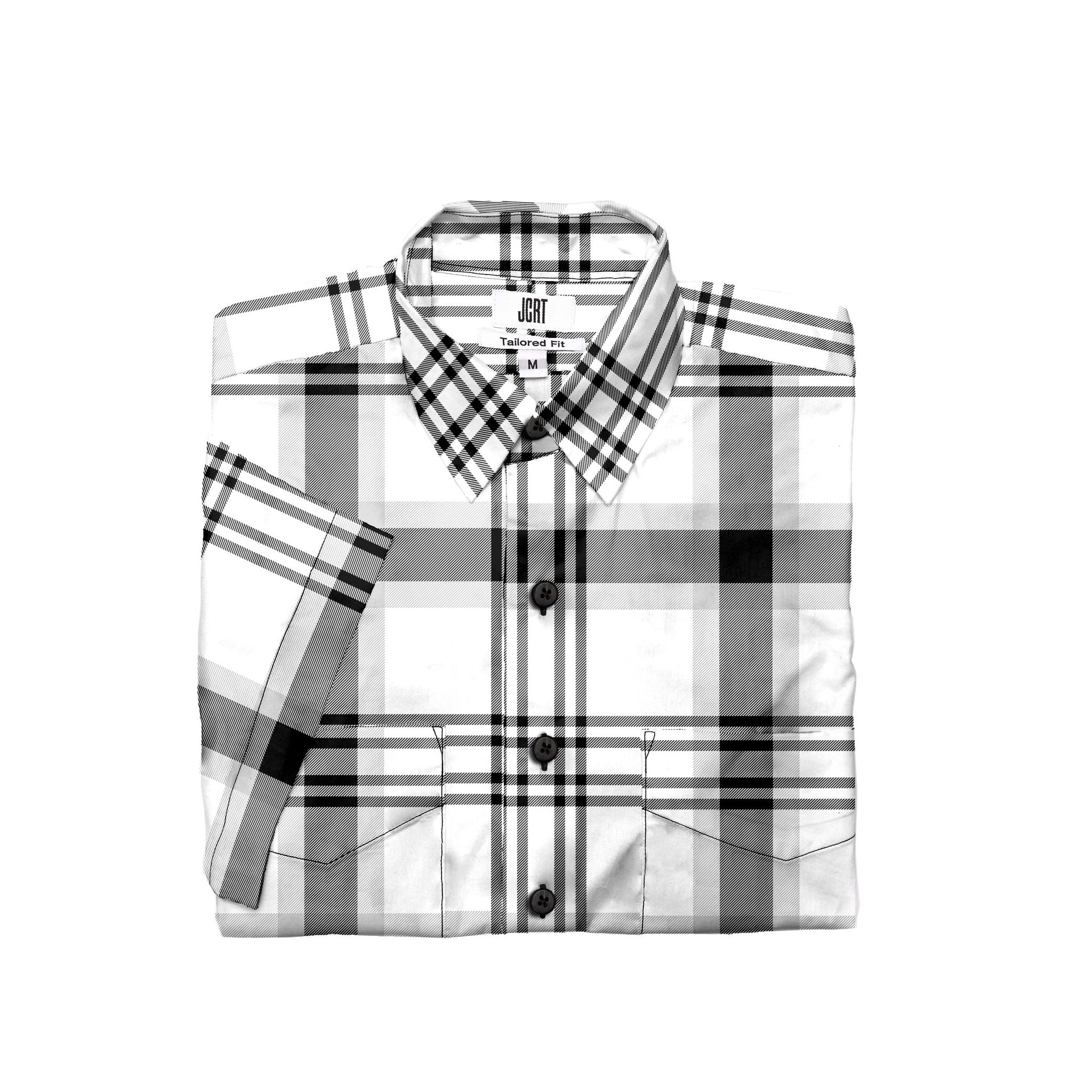 The Selecter Plaid Short Sleeve Shirt