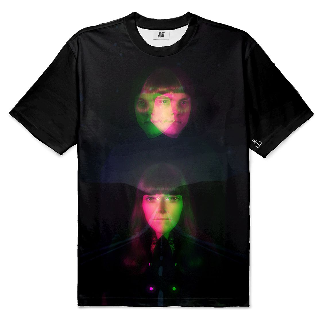 The Close Encounters With The Carpenters Exquisite Corpse T-Shirt