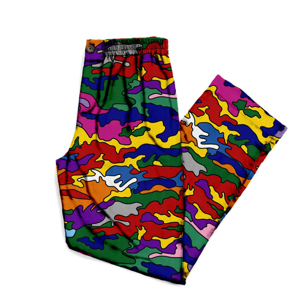 The Pride Camouflage Lounge Pant