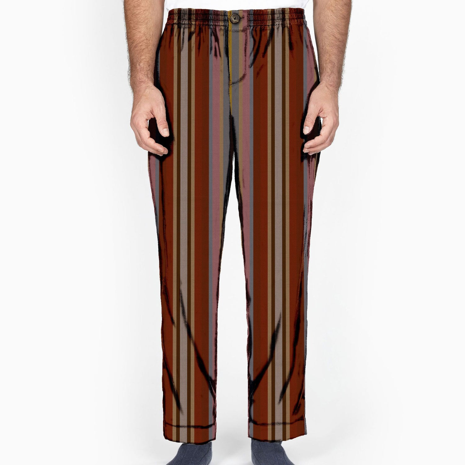The Pin Ups Stripe Lounge Pant