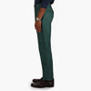 The Teal Twill Trouser