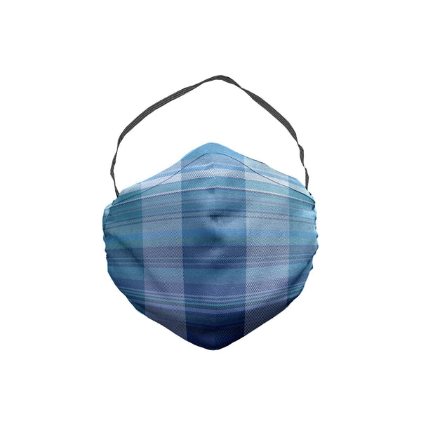The Nowhere Plaid Face Mask 5 Pack