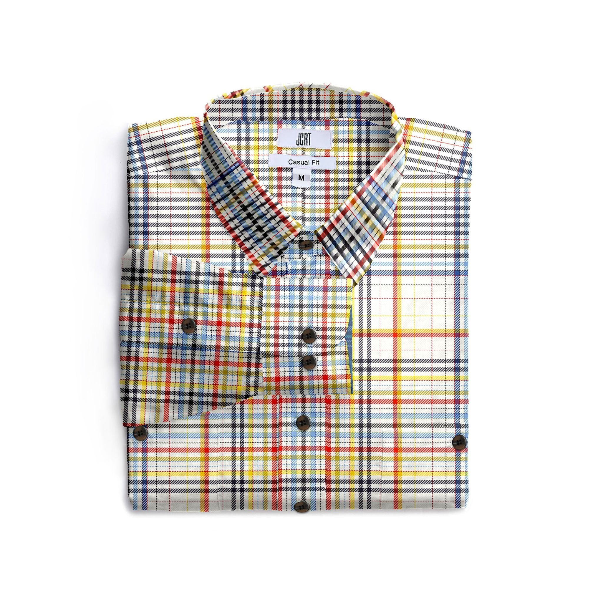 The III Plaid Long Sleeve Shirt