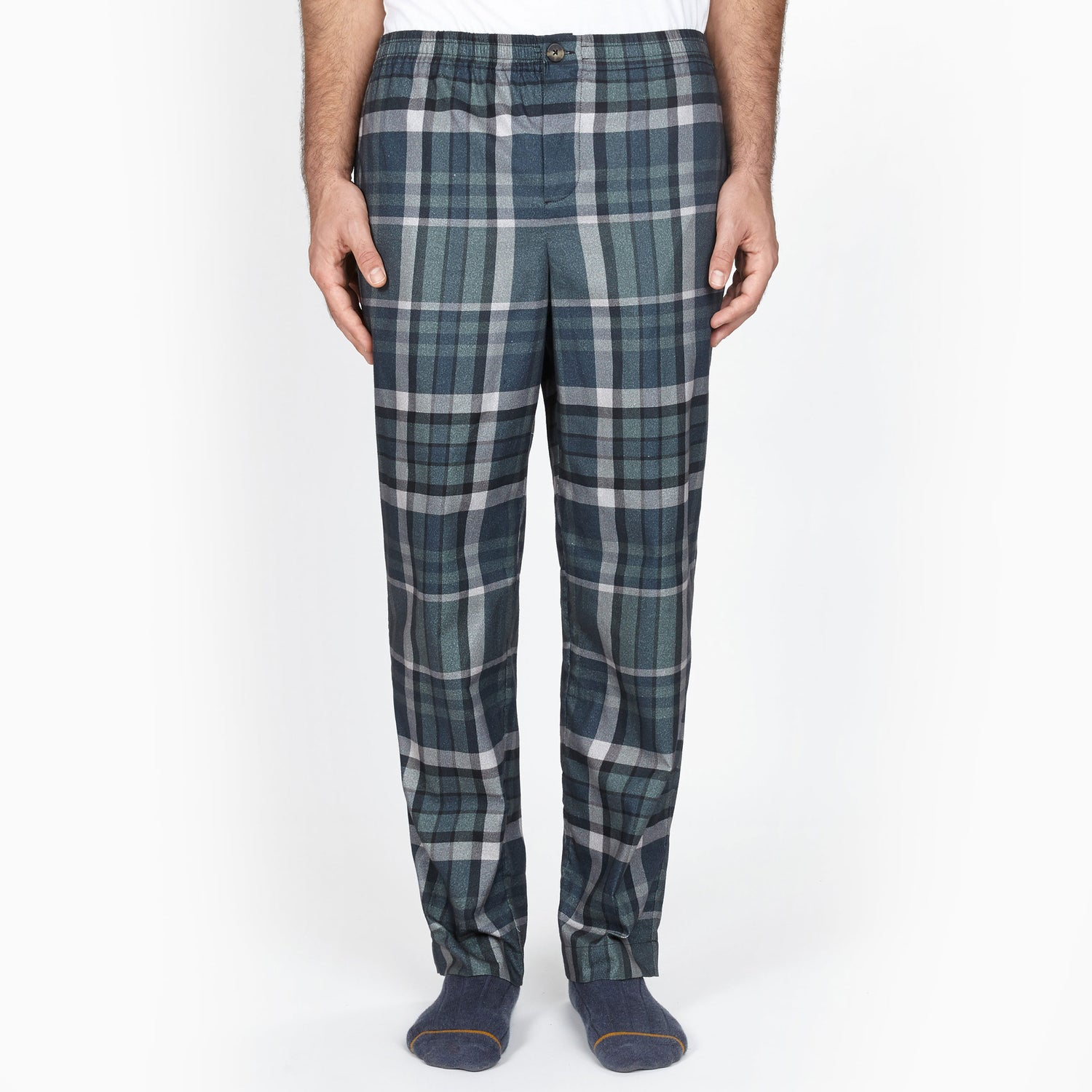 The Greek Army Special Forces Plaid Pajama Pant