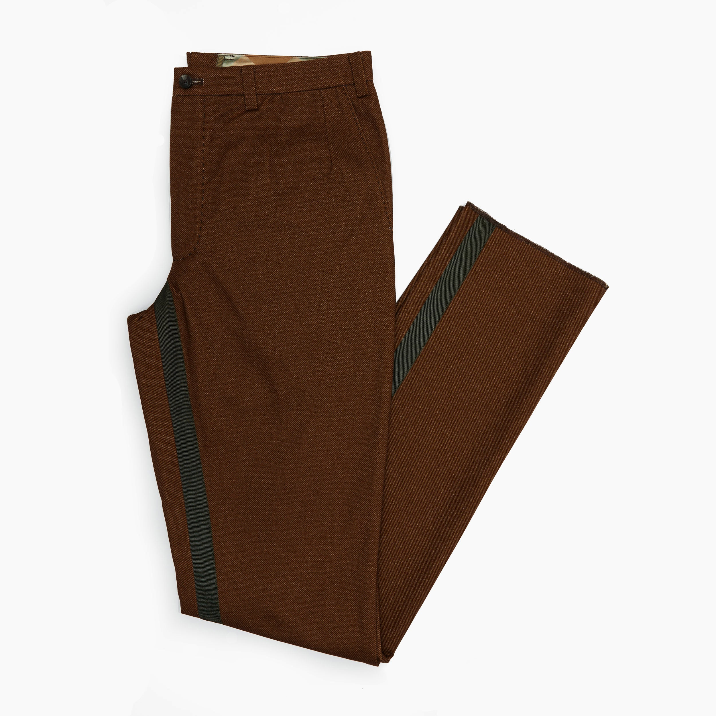 The Acid Twill Trouser