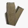 The Stone Grey Twill Trouser