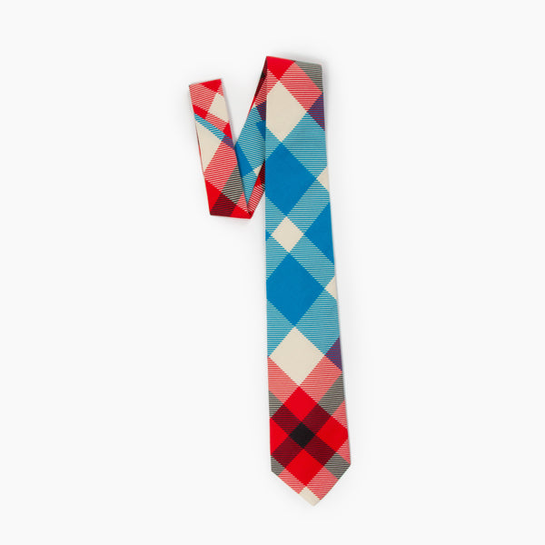 The Slaughterhouse Five Self Tipped Tie