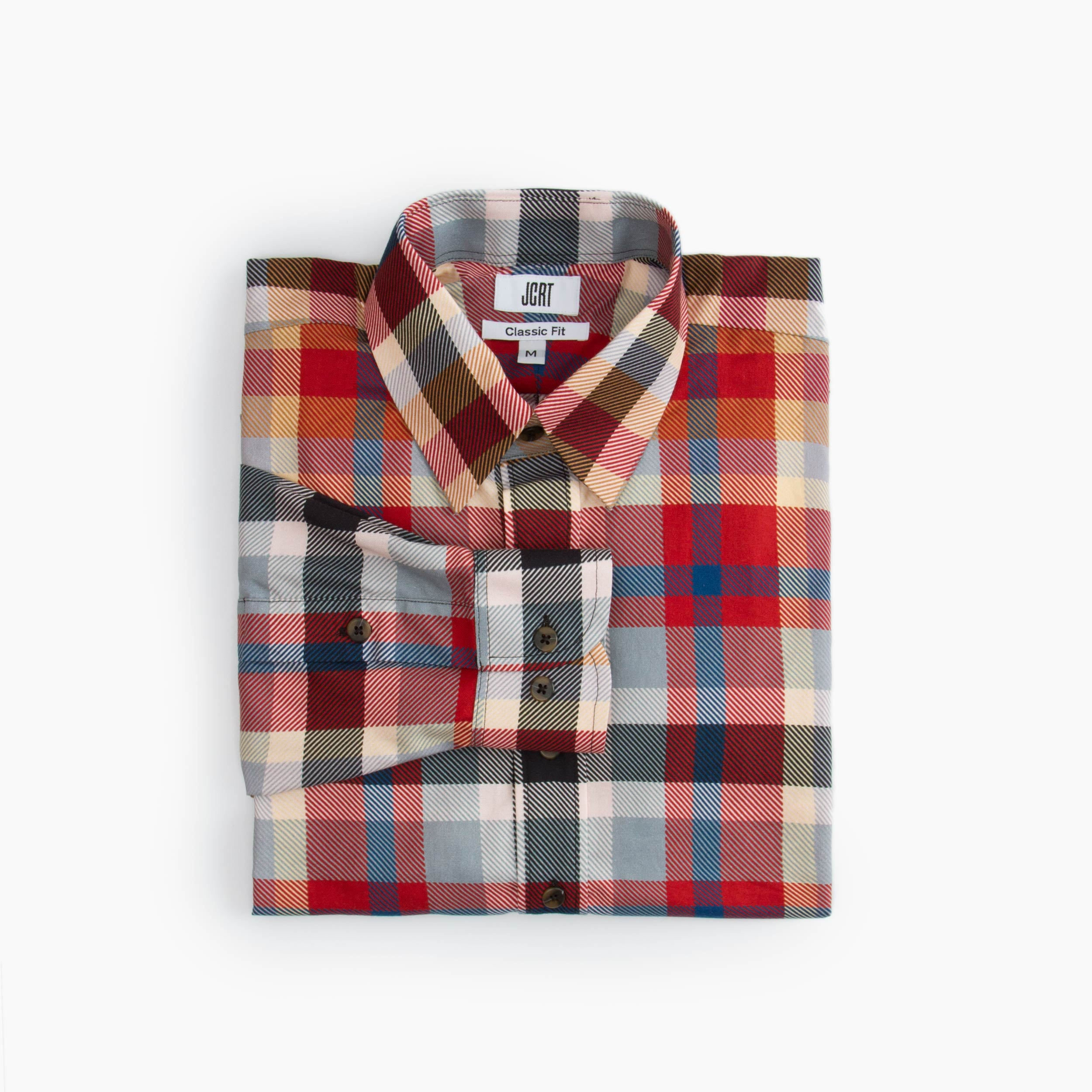 The Stand Plaid Shirt
