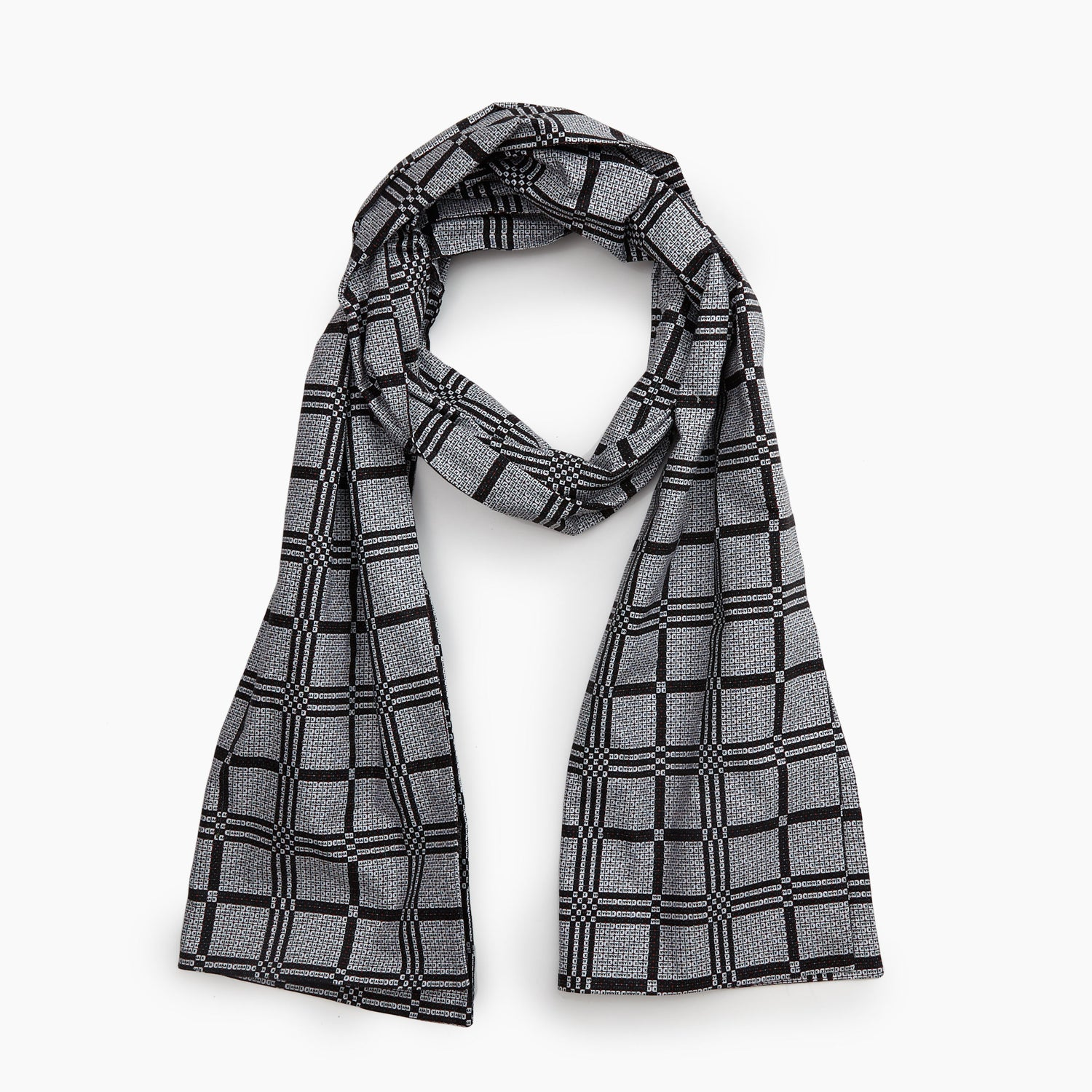 The Xanax Plaid Scarf