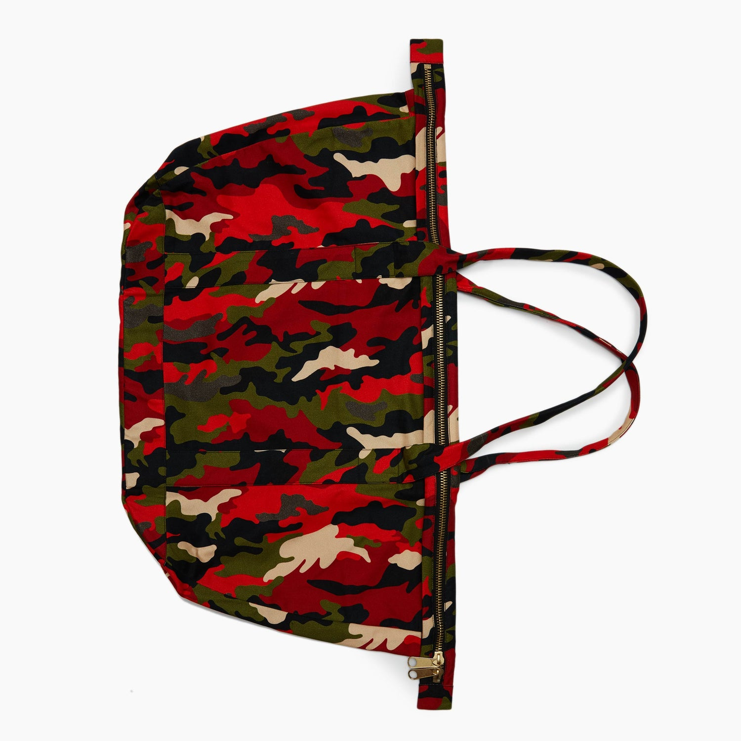 The Modern Nature Camo Satchel
