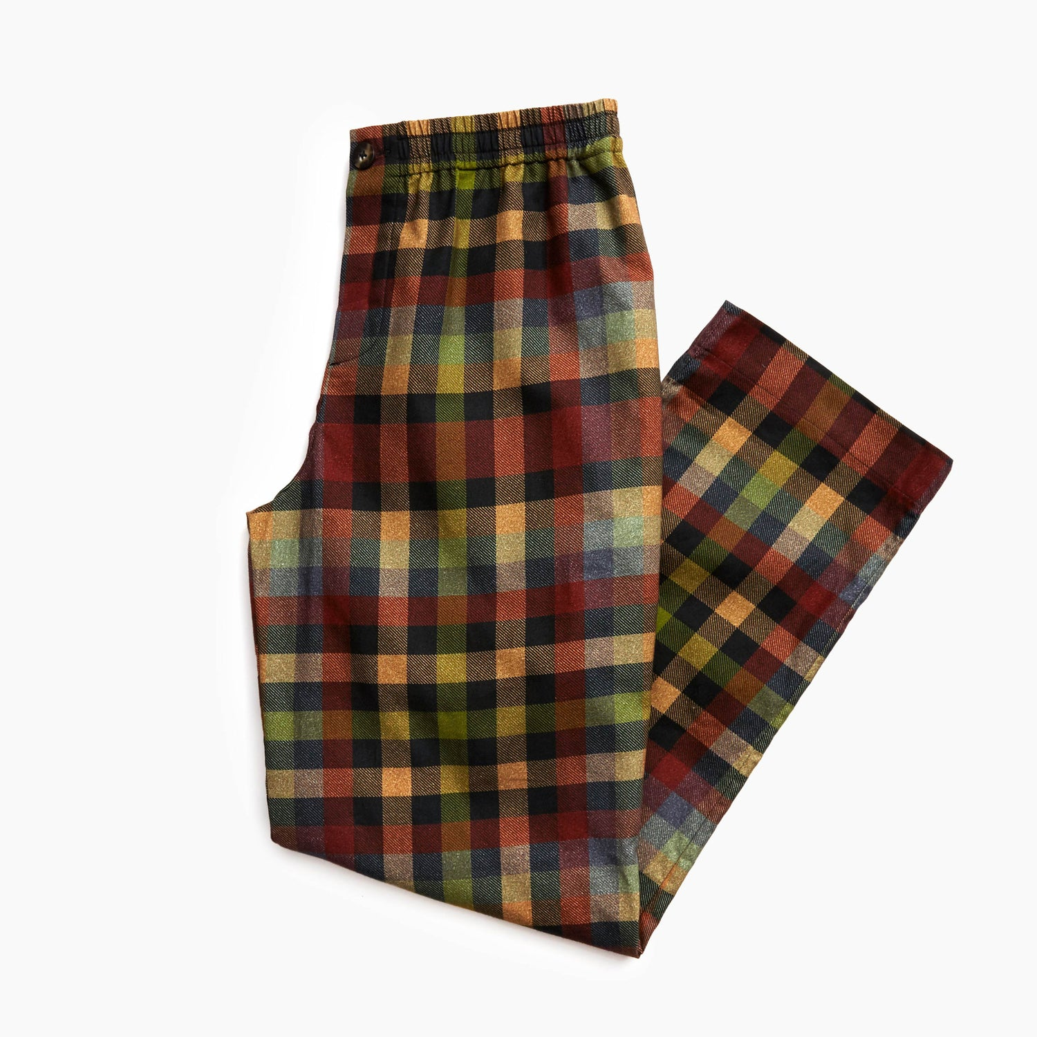 The UK No9 Dress Plaid Pajama Pant