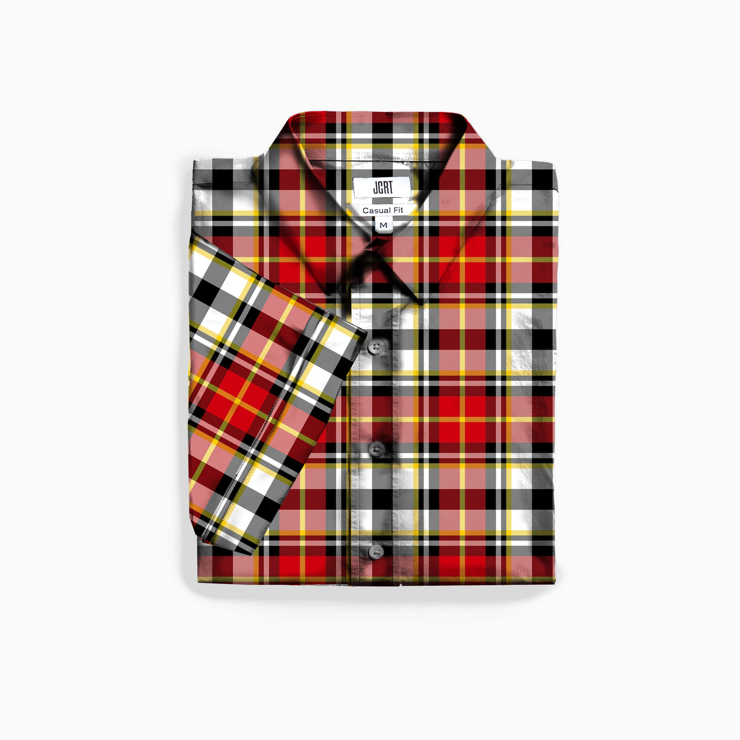 The Muller Plaid Short Sleeve Shirt