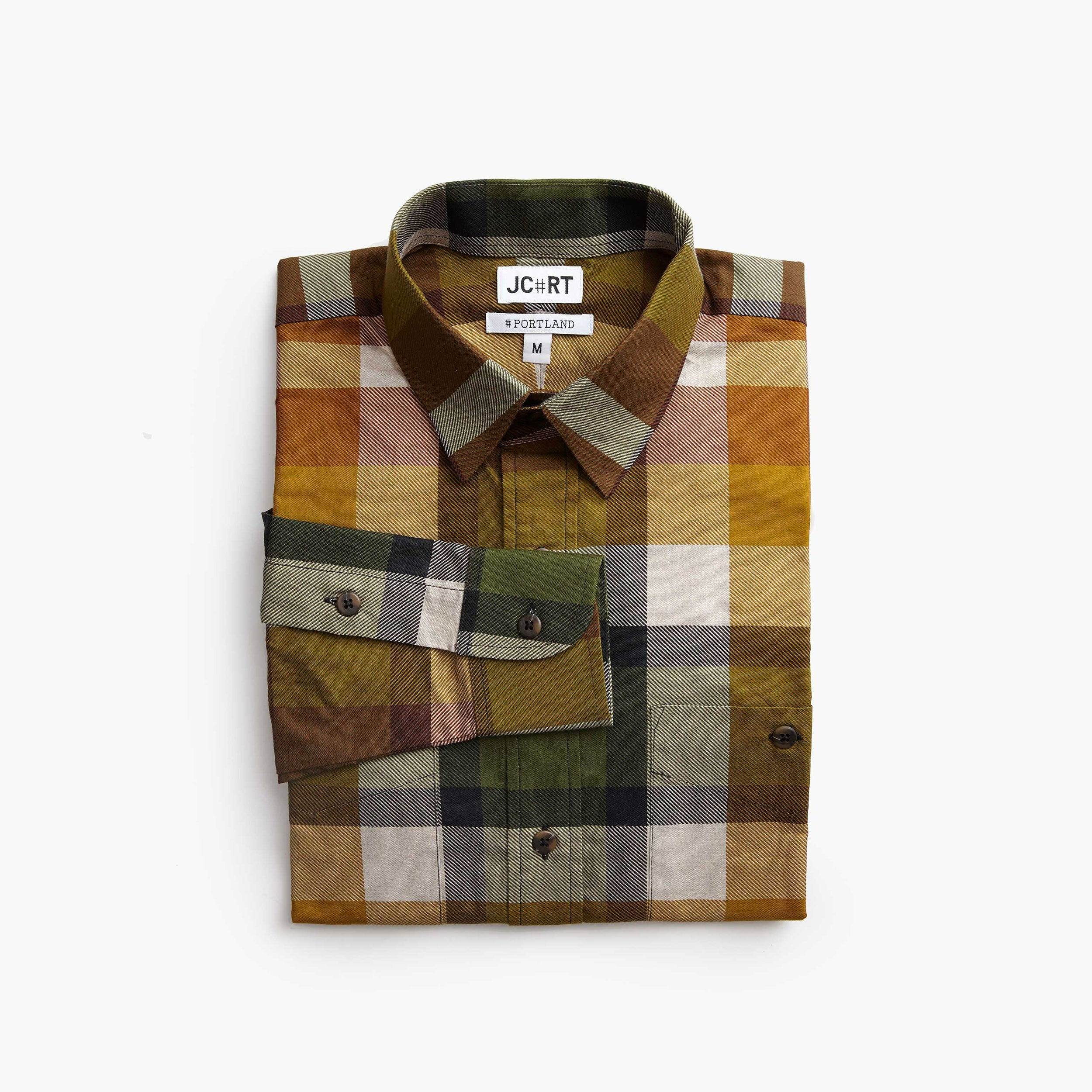 The 1942 Trial Plaid Shirt