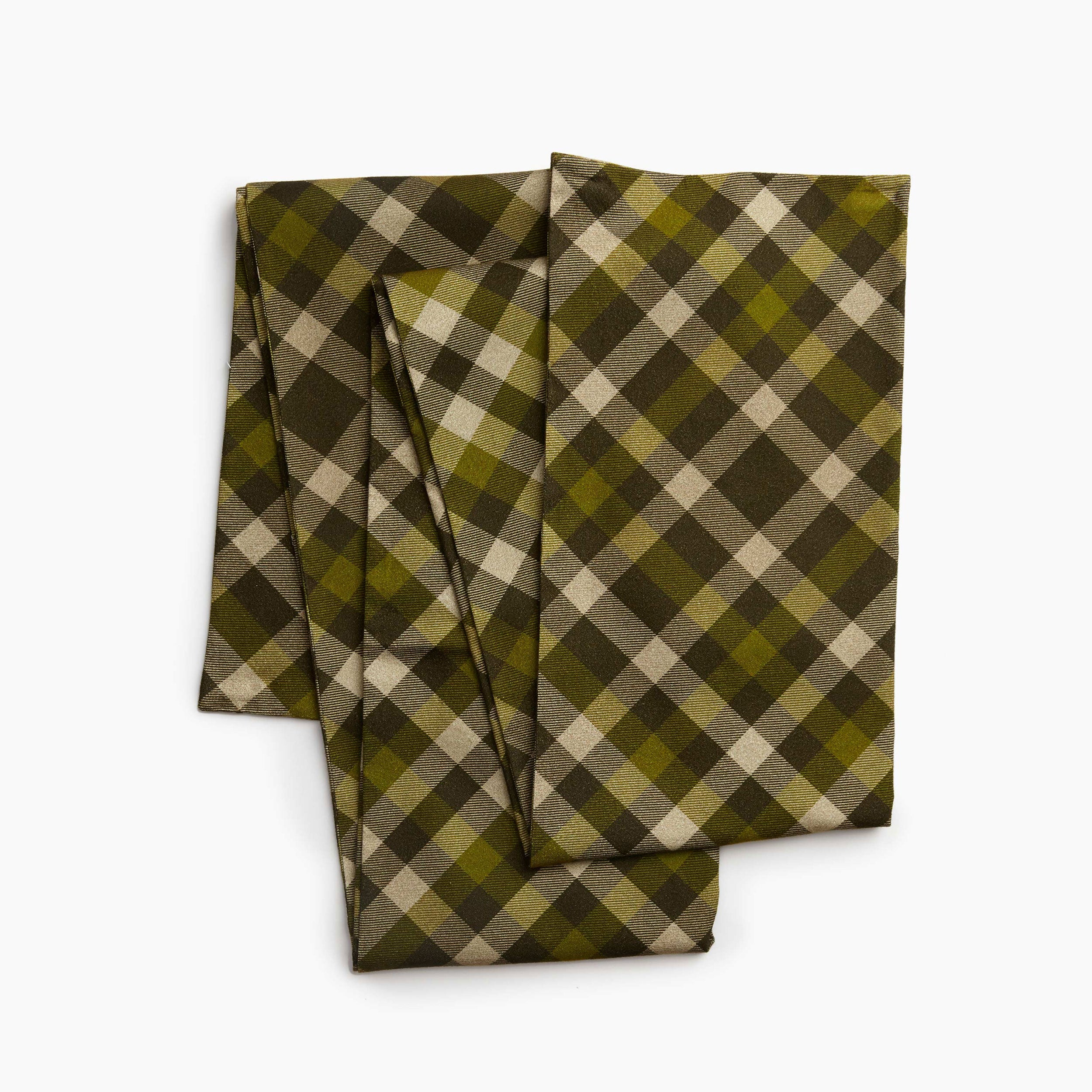 The WW2 Parachute Flannel Scarf
