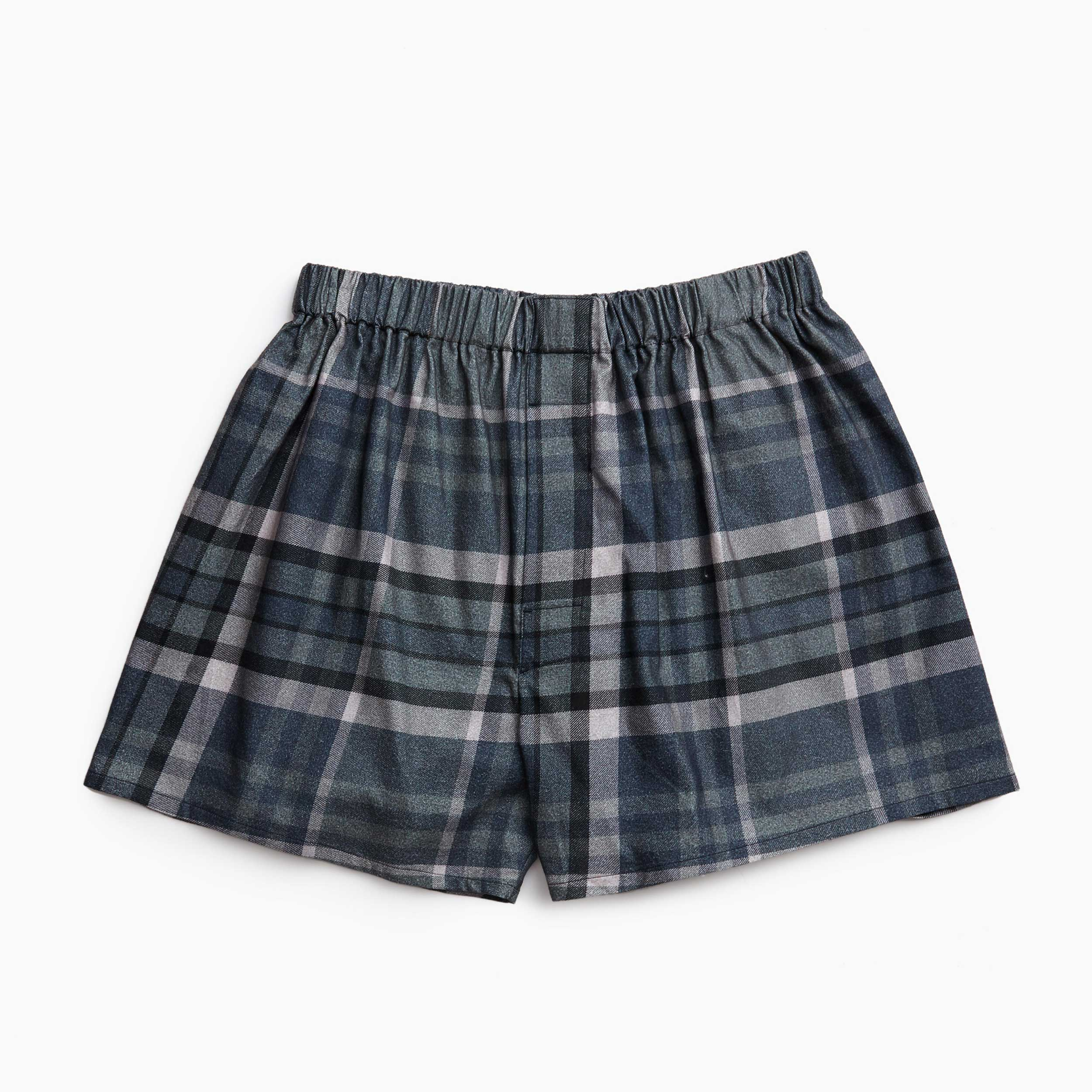 The  Greek Army Special Forces Flannel Boxers
