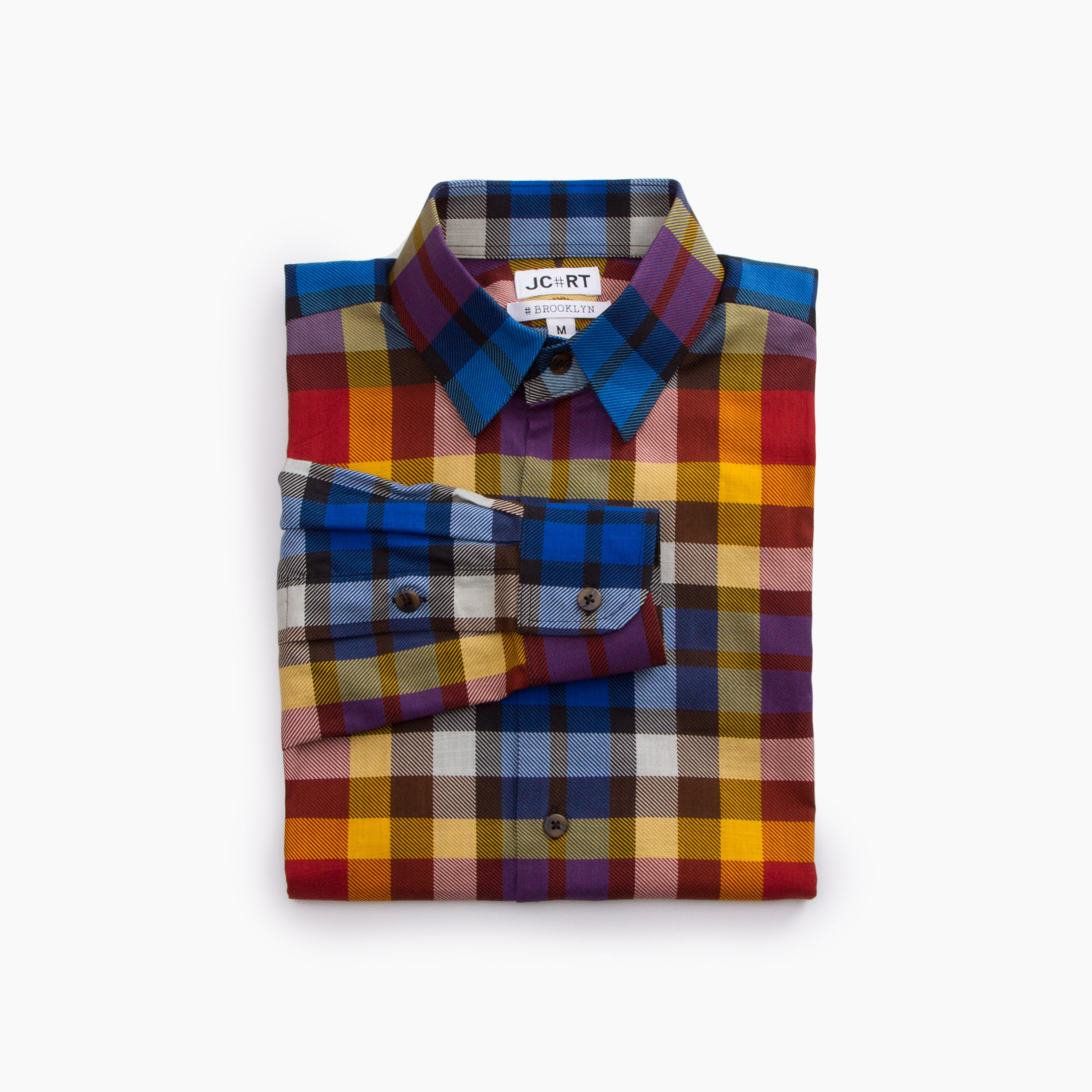 The Time Bandits Plaid Shirt