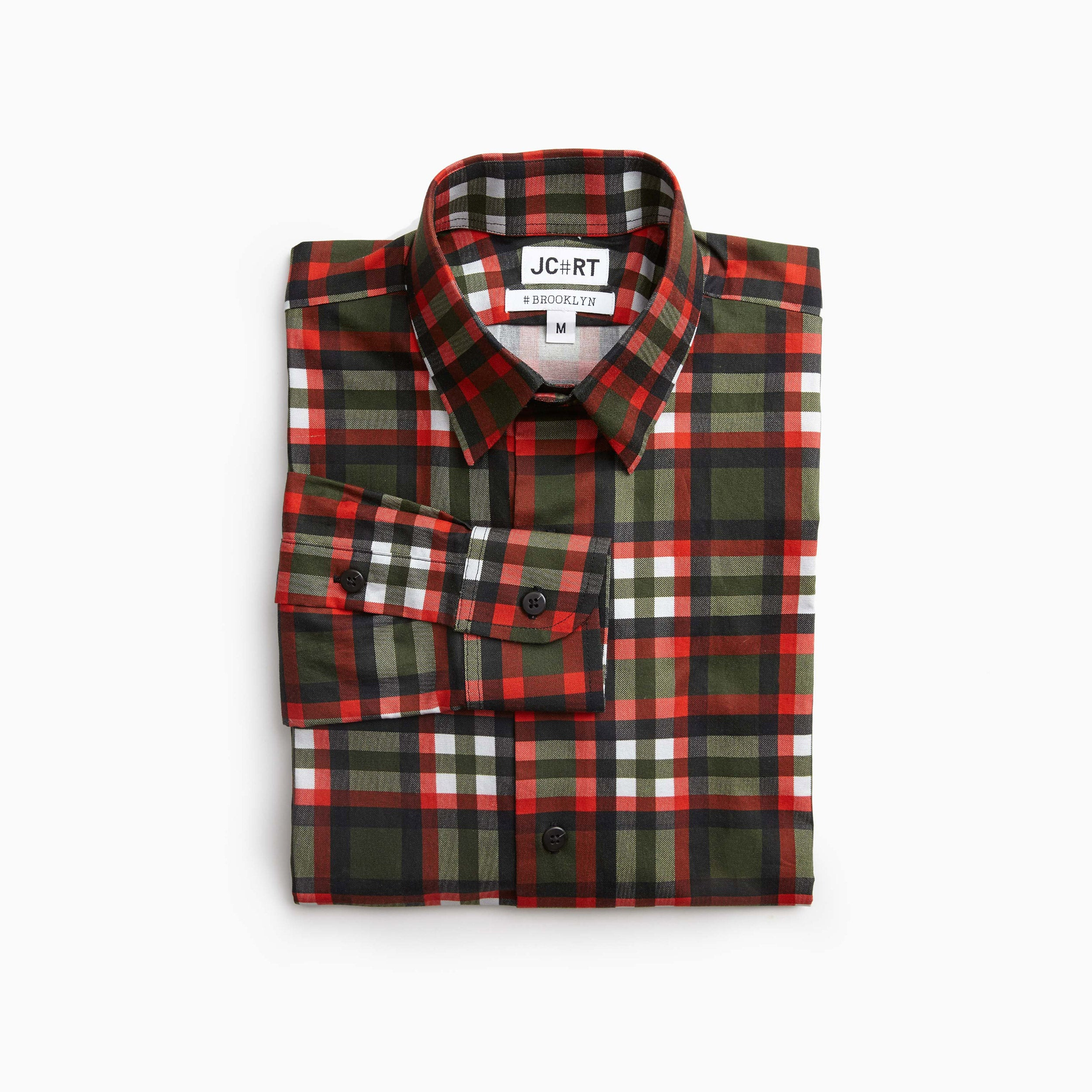 The Original Two Towers Plaid Shirt