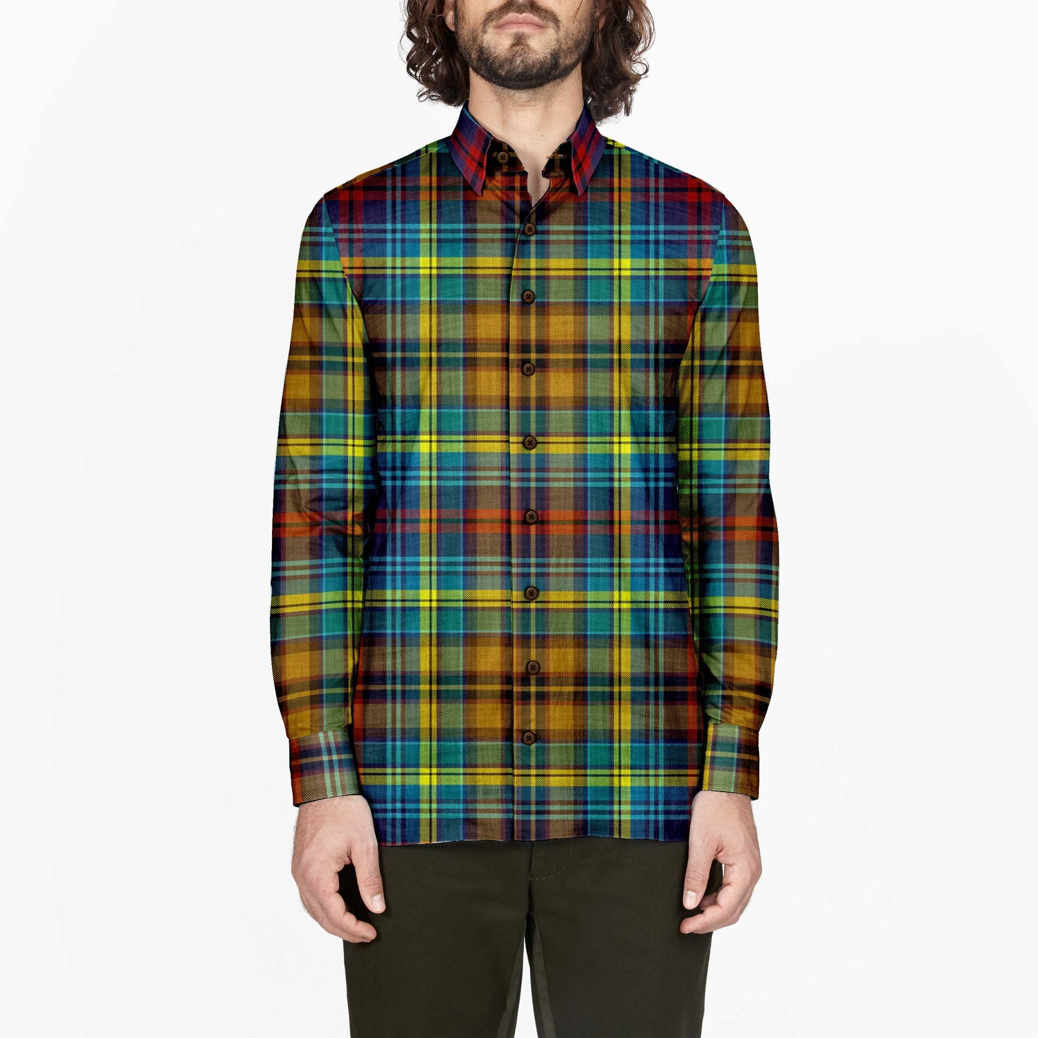 The Wolfman Flannel