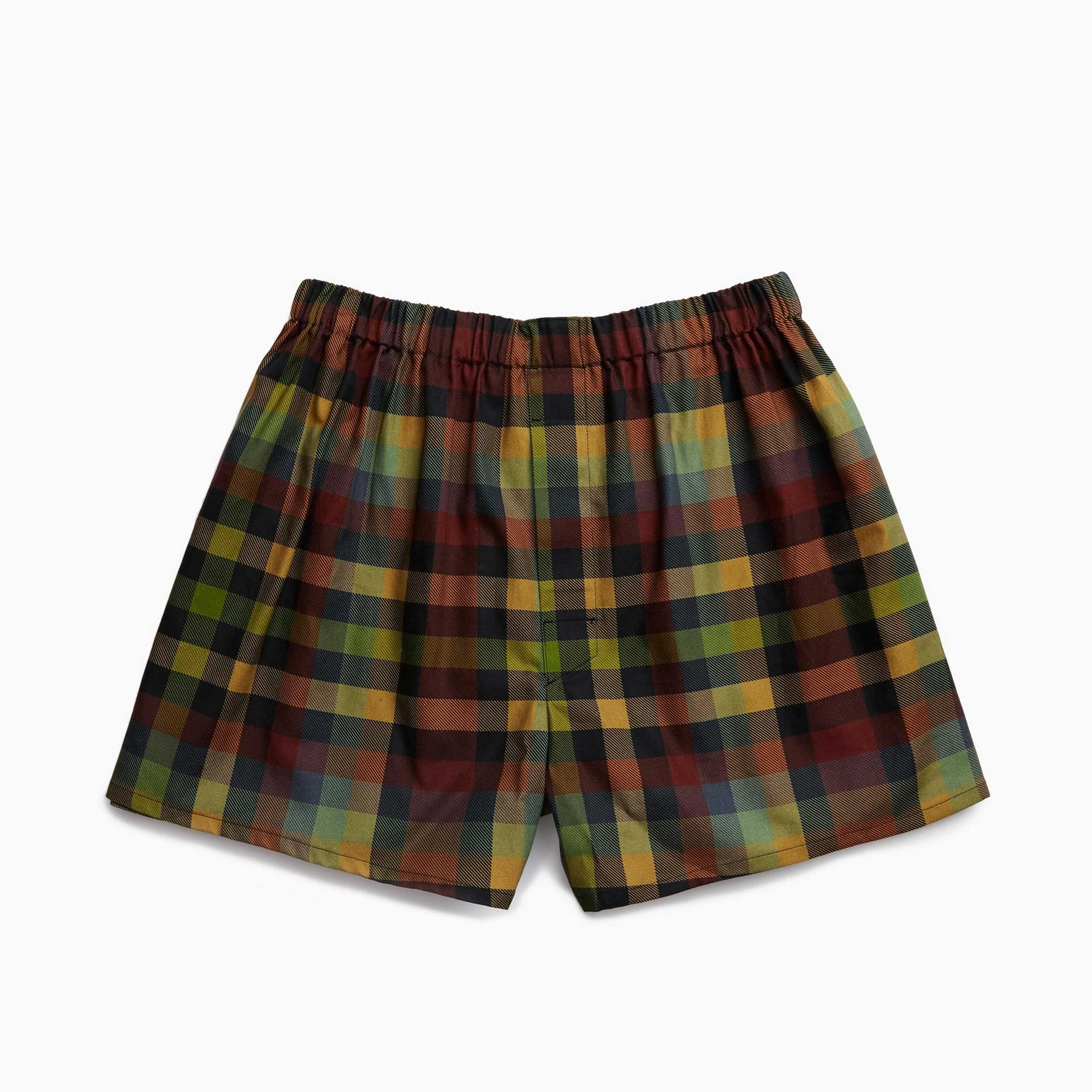 The UK No9 Dress Flannel Boxers