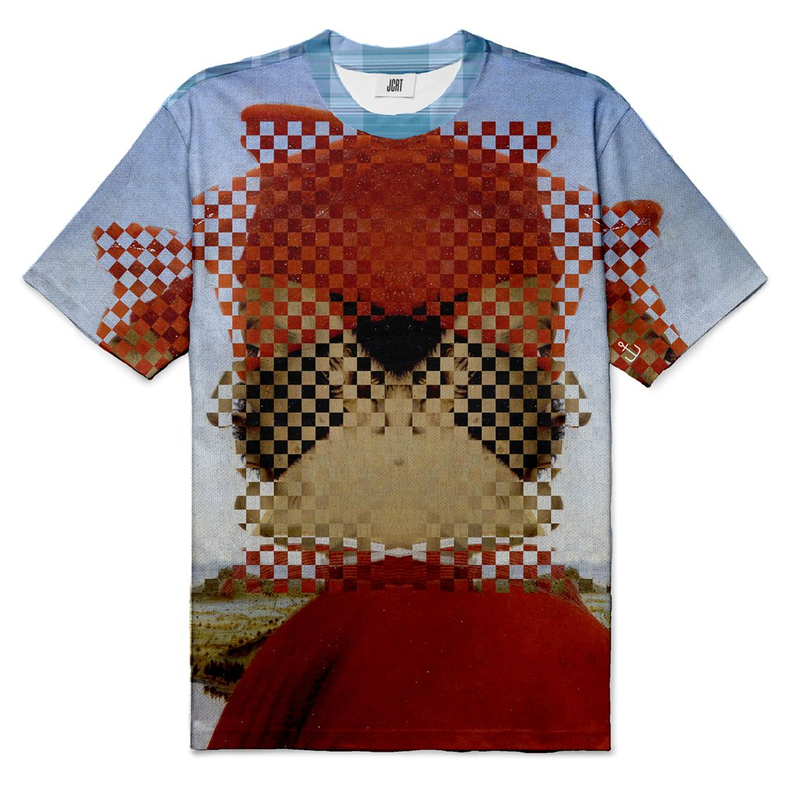 The Piero Della Francesca Exquisite Corpse T-Shirt