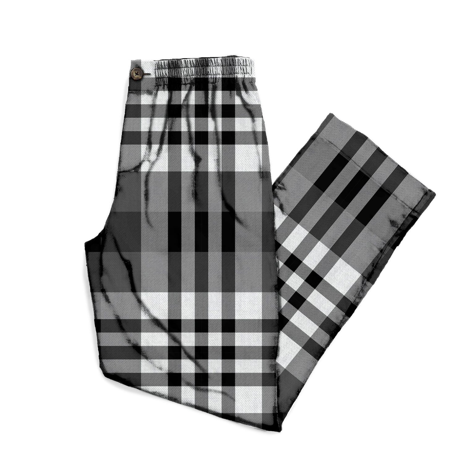 The Specials Plaid Lounge Pant