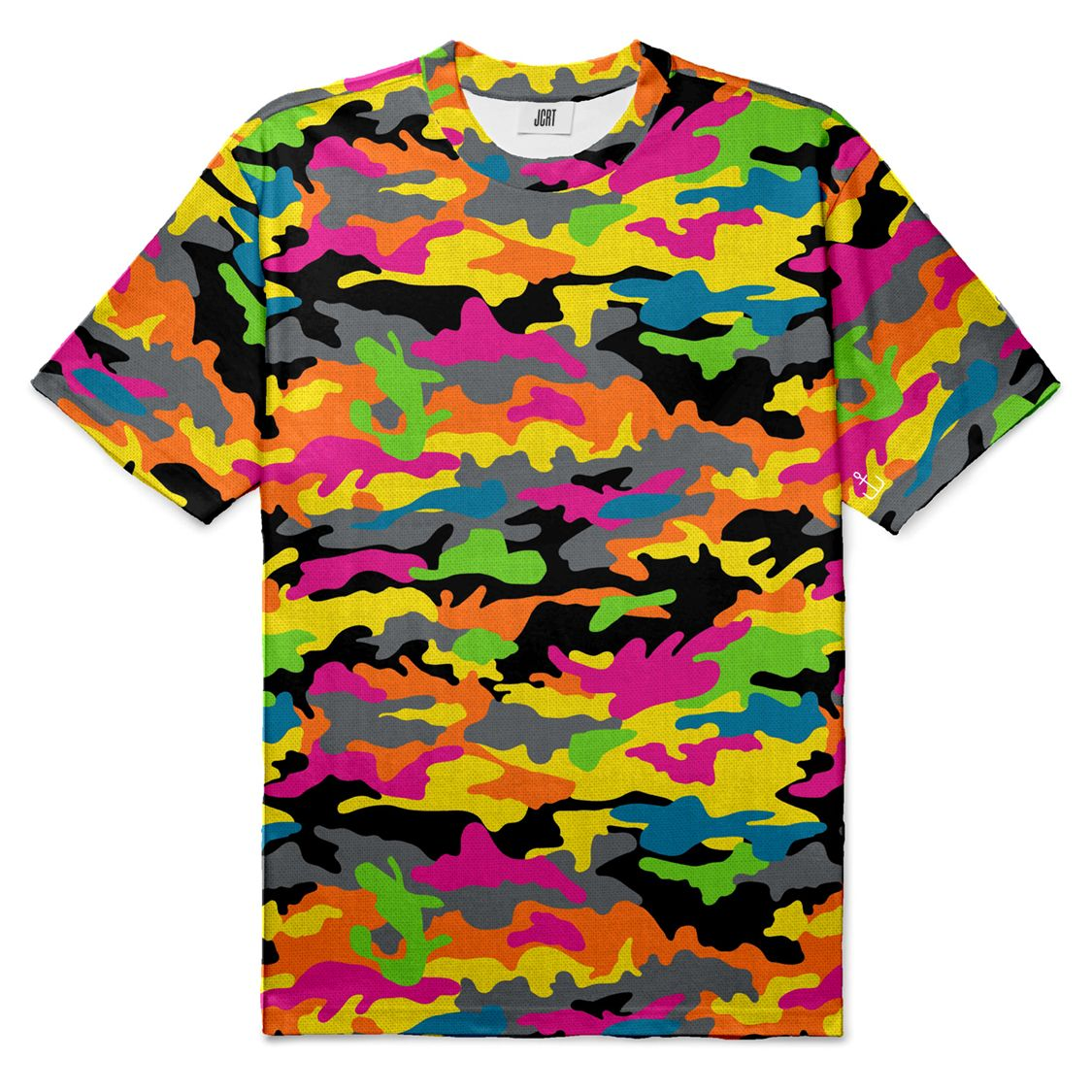 The 3 Feet High and Rising Camouflage T-Shirt