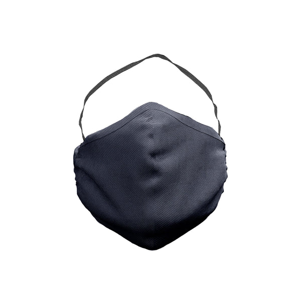The Washed Denim Twill Face Mask 5 Pack