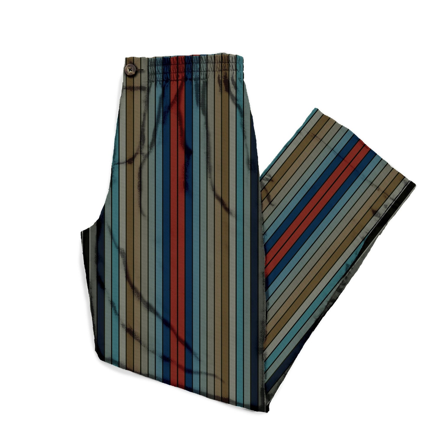 The Fantastic Planet Stripe Flannel Lounge Pant