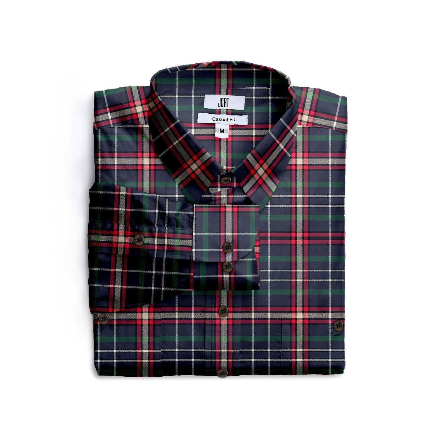 The All Work and No Play Plaid Flannel