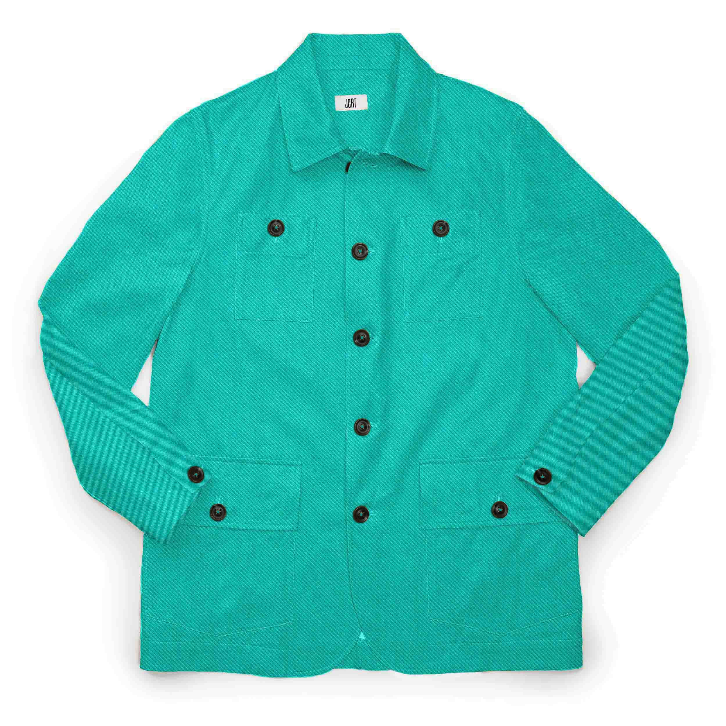 The Blue TV Twill Country Jacket