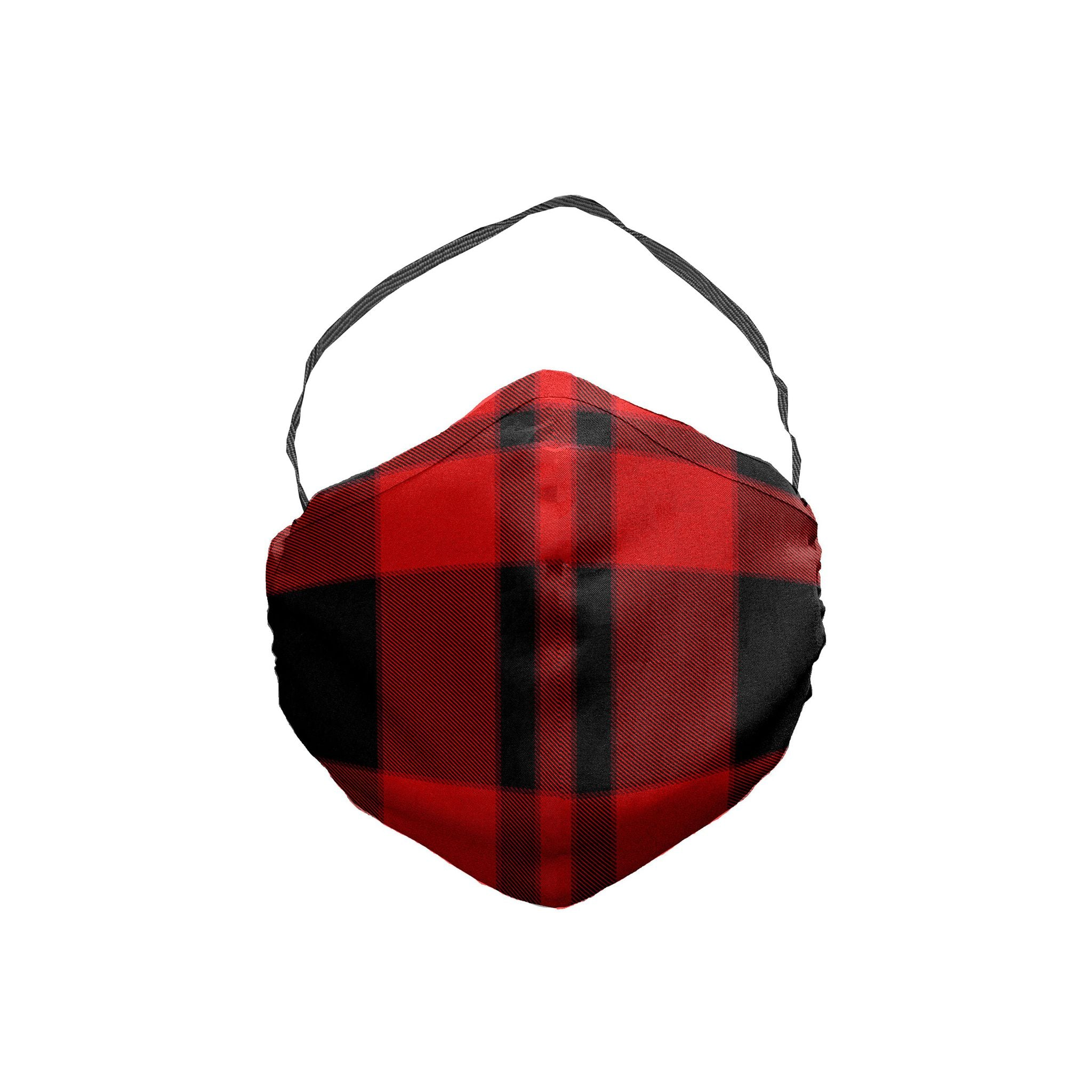 The Biggie Smalls Plaid Face Mask 5 Pack
