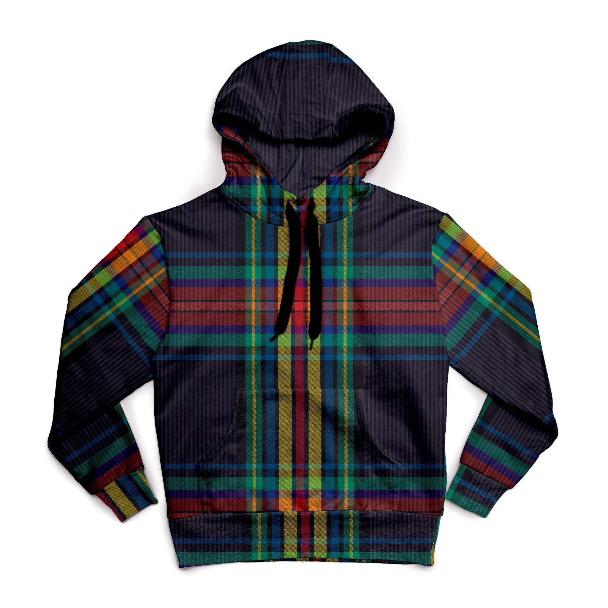 The Gala Plaid Sweatshirt