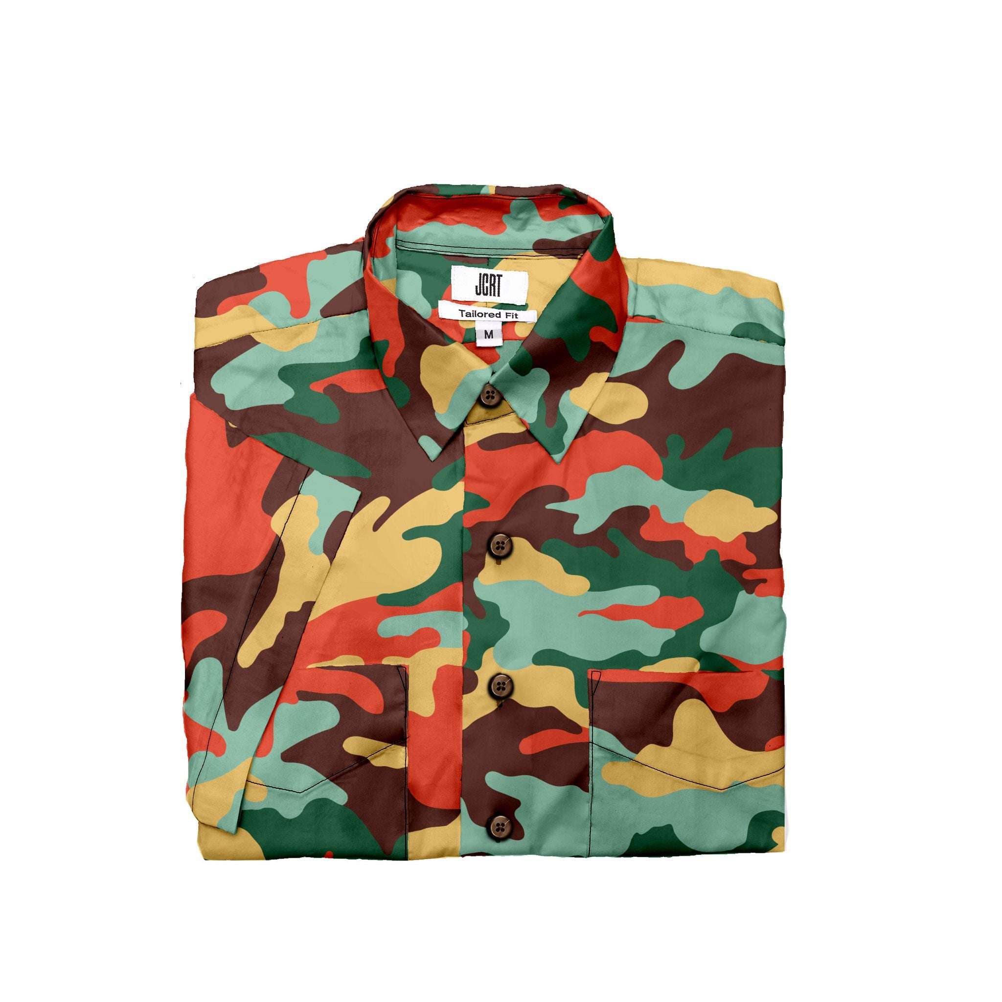 The M1942 Camouflage Short Sleeve Shirt