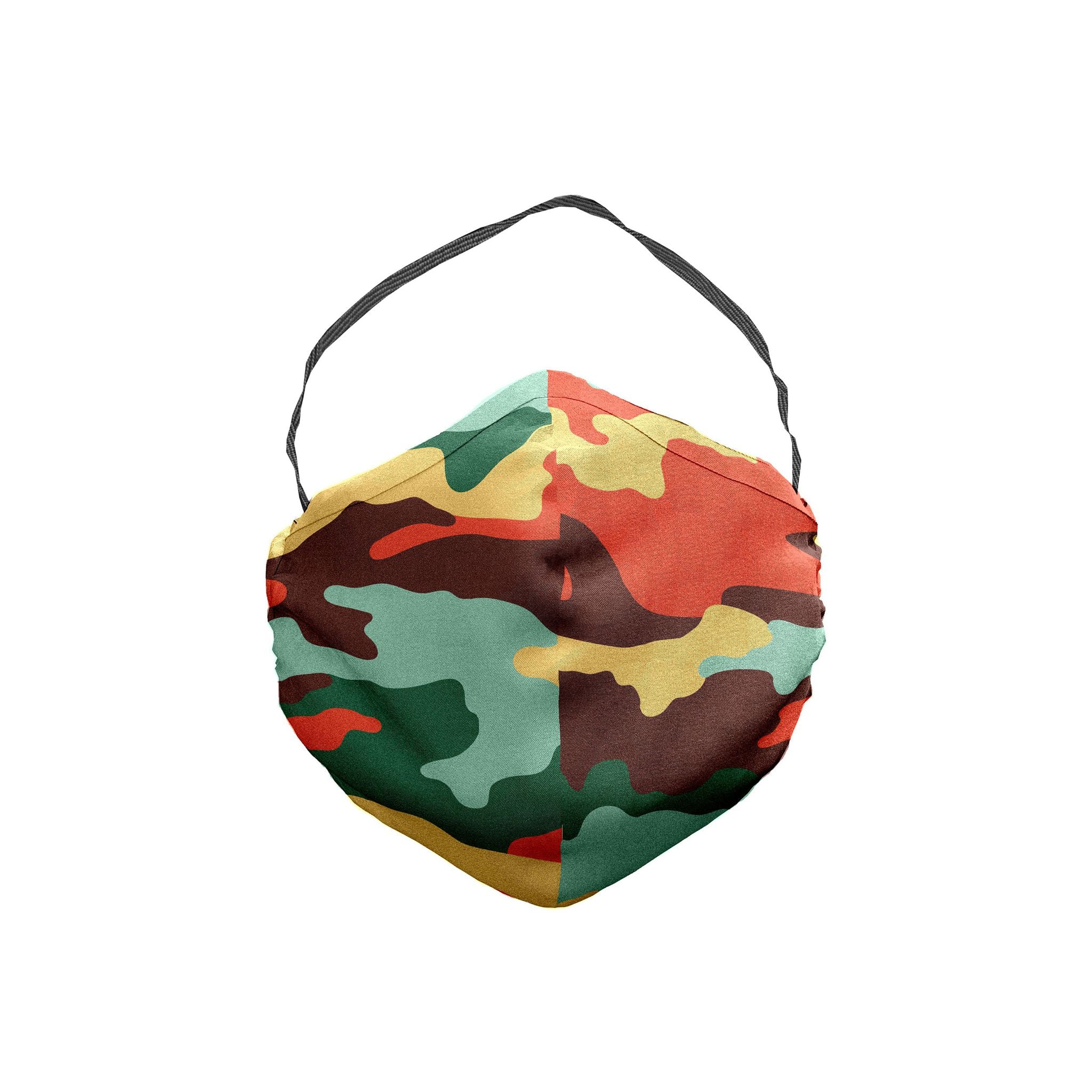 The M1942 Camouflage Face Mask 5 Pack
