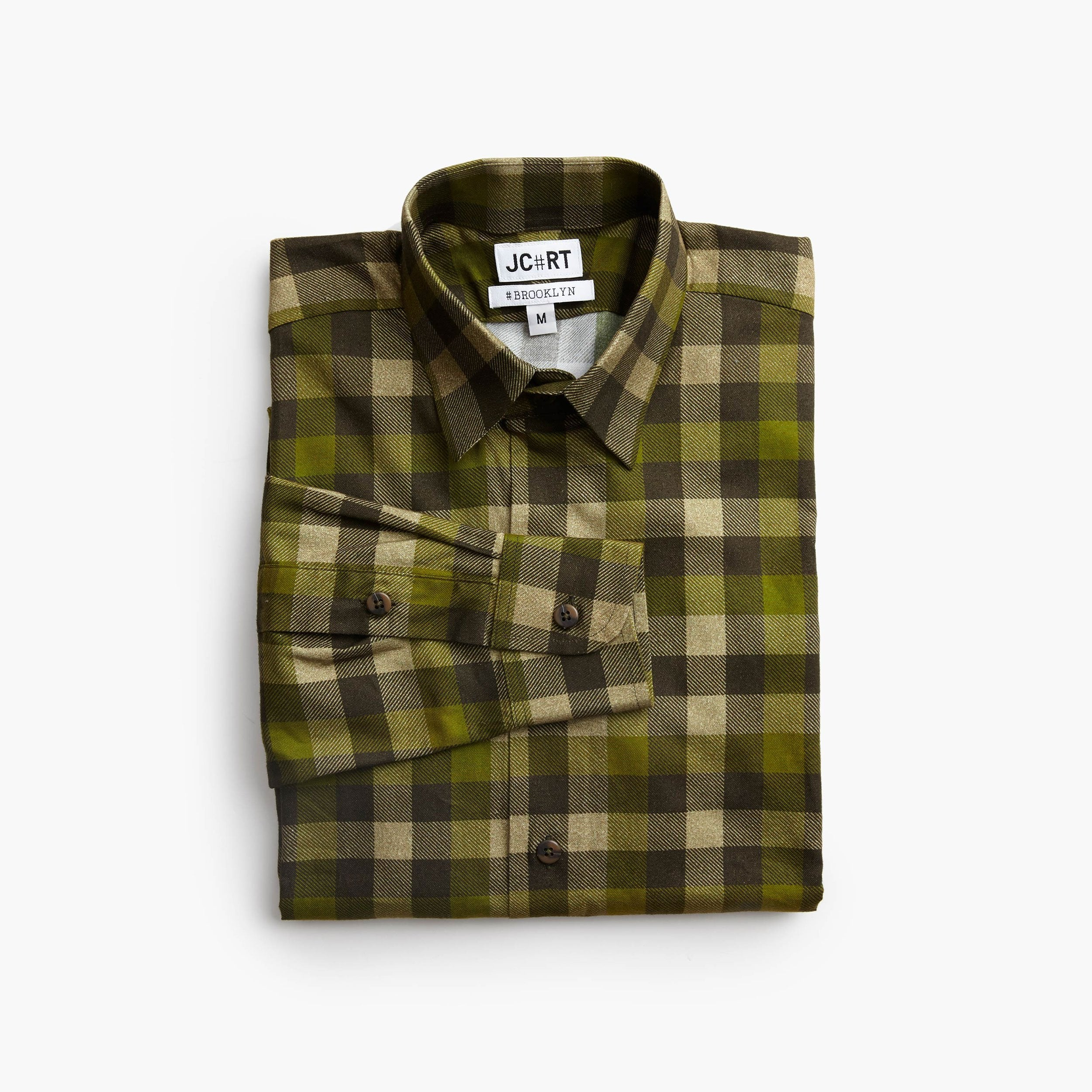 The WW2 Parachute Flannel Shirt