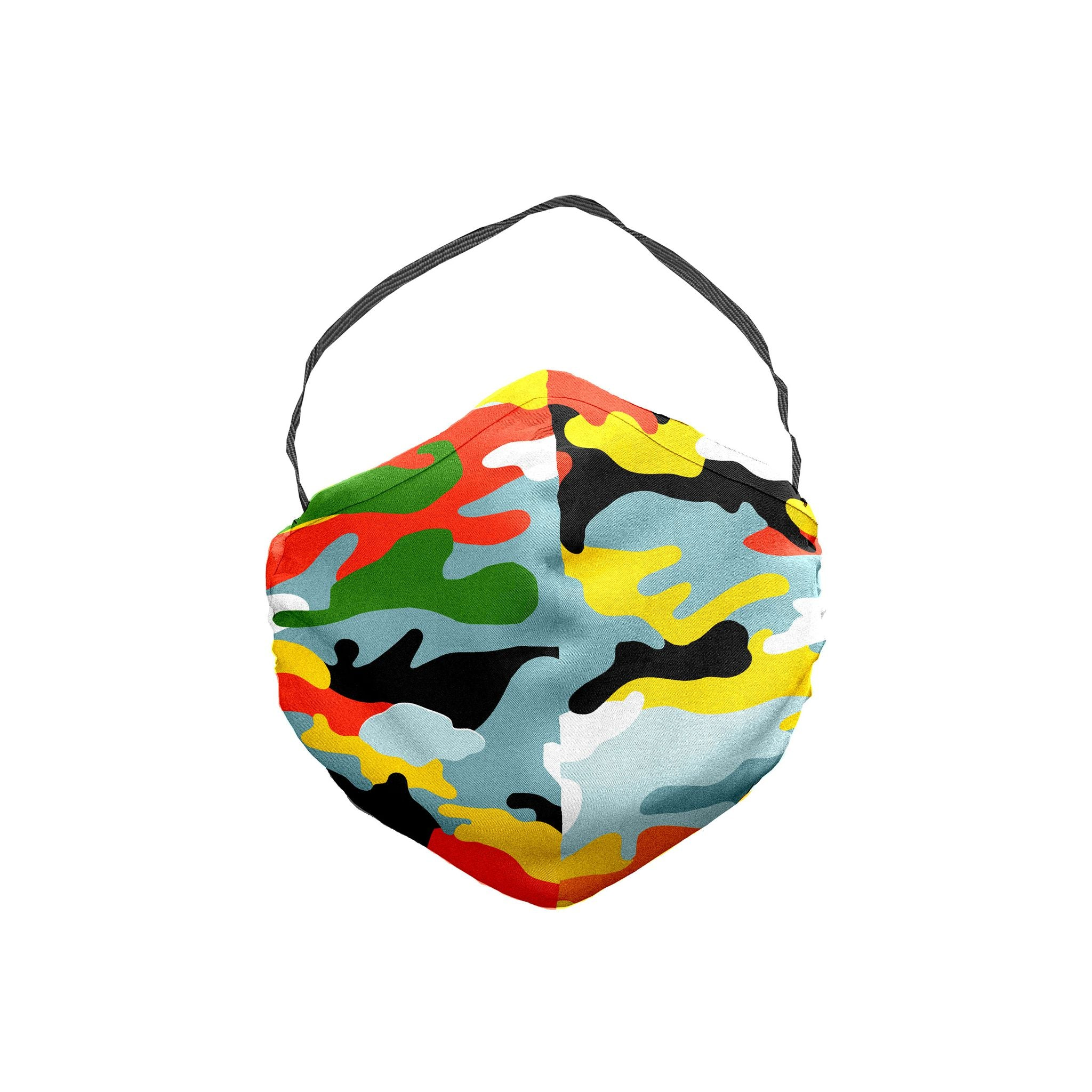 The Lorax Camouflage Face Mask 5 Pack