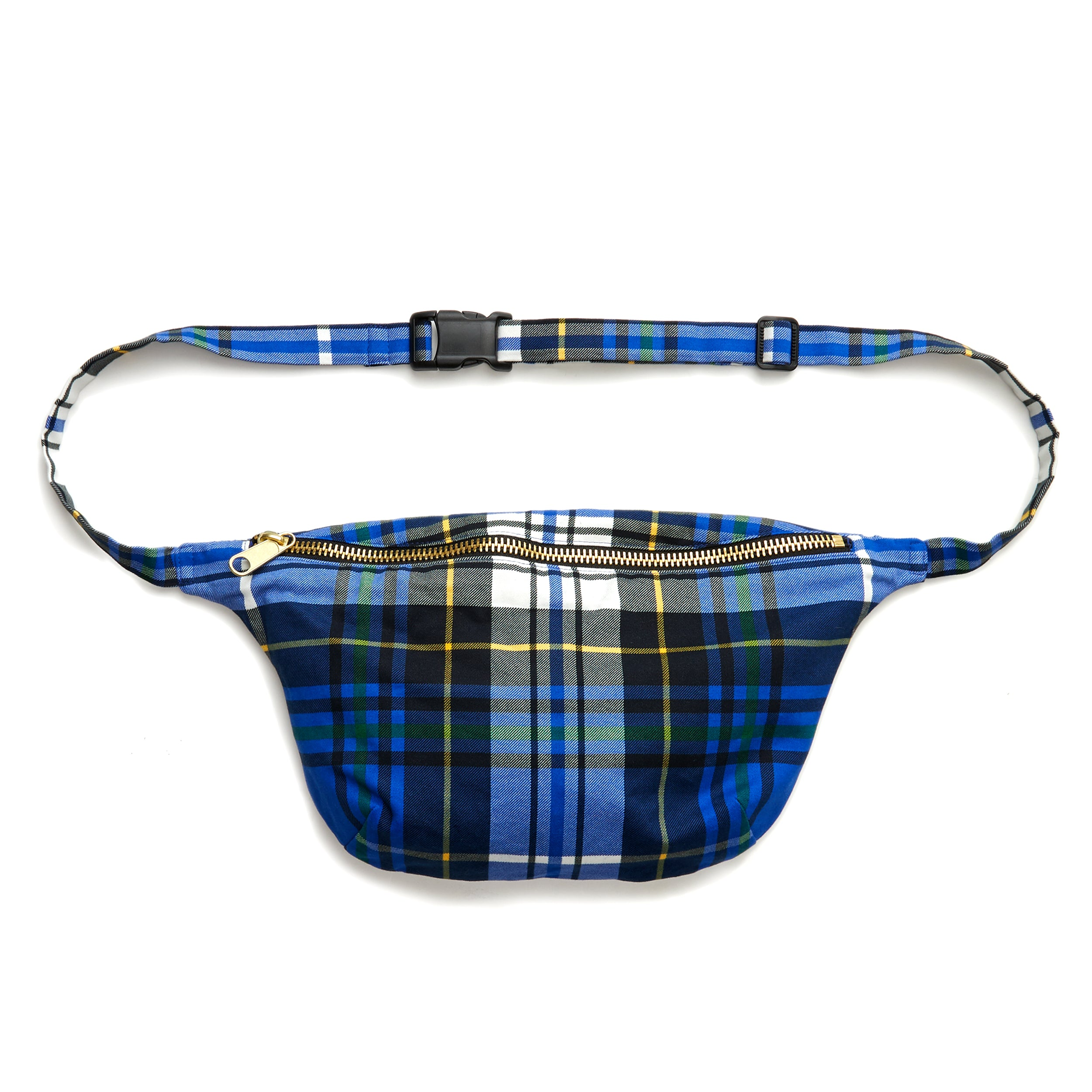 The Lee Plaid Sling Bag