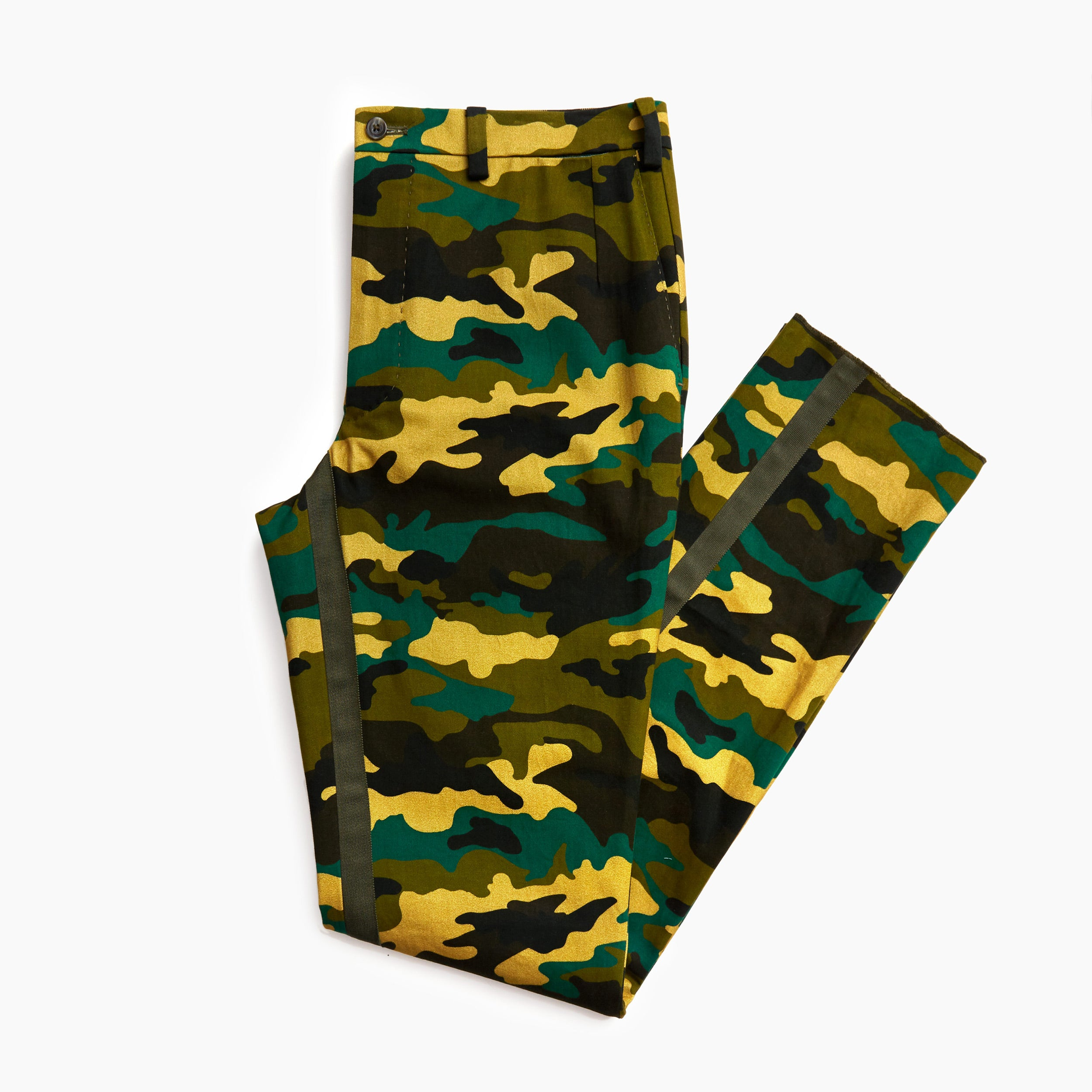 The WW2 Parachute Camouflage Trouser