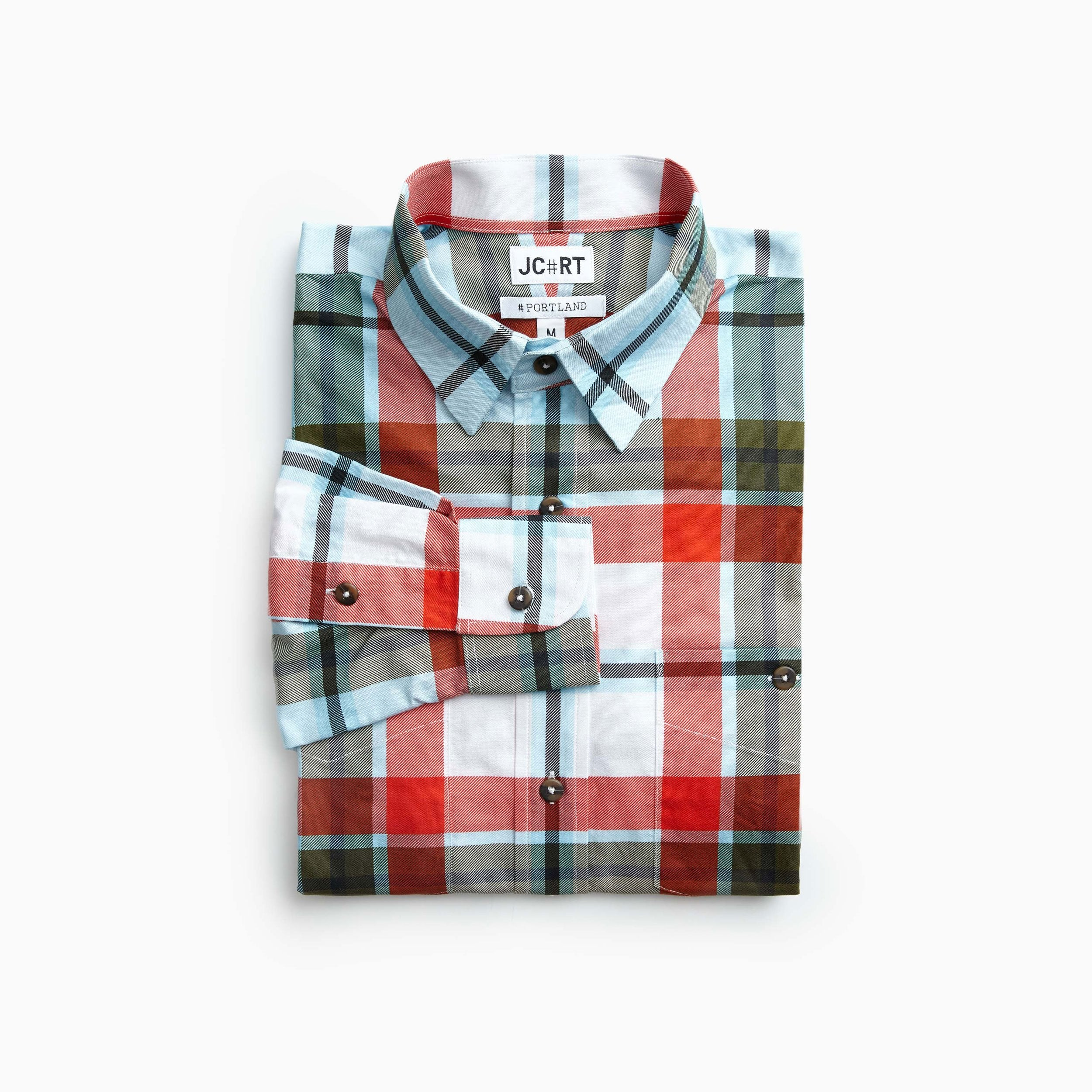 The A Farewell to Arms Plaid Shirt