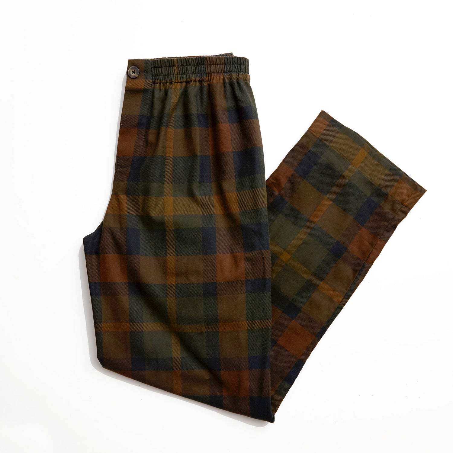 The Camouflage Plaid Pajama Pant