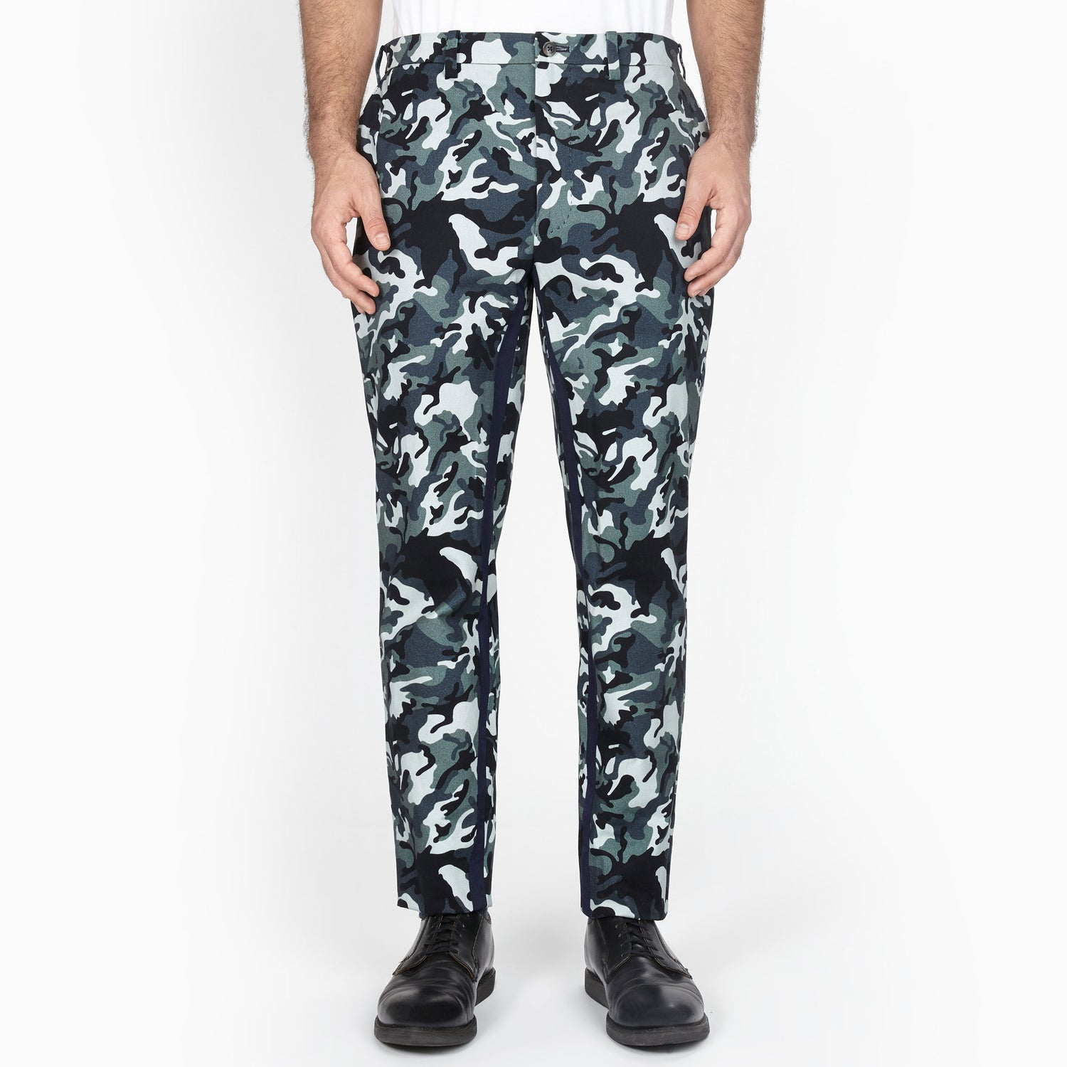 The Greek Army Special Forces Camouflage Trouser