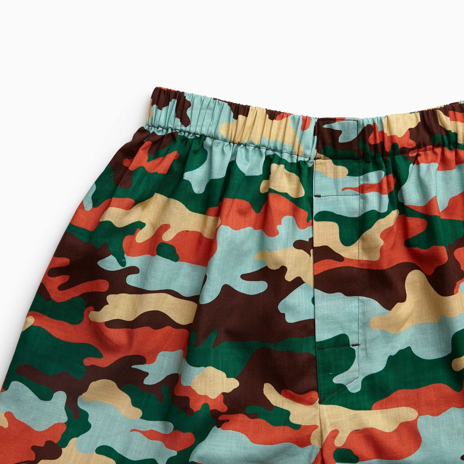 The M1942 Camouflage Boxers